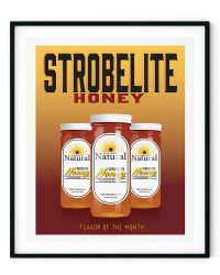 Strobelite-Honey